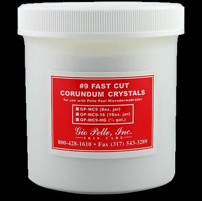 Picture of Fast Cut Corundum Crystals