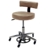 Picture of Stool with Hand and Foot Control