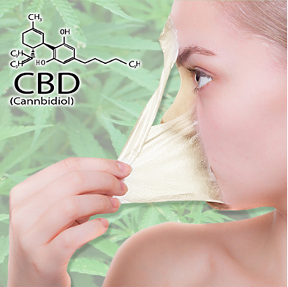 Picture of Pelle Care CBD Mask