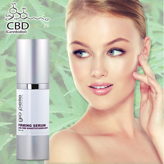 Picture of Firming Serum with CBD Nanotechnology